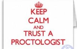 πρωκτολόγος